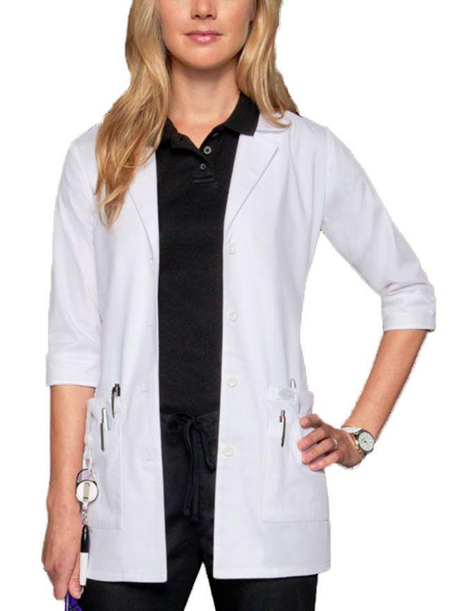 1000  images about Fashionable Lab Coats on Pinterest | Sleeve