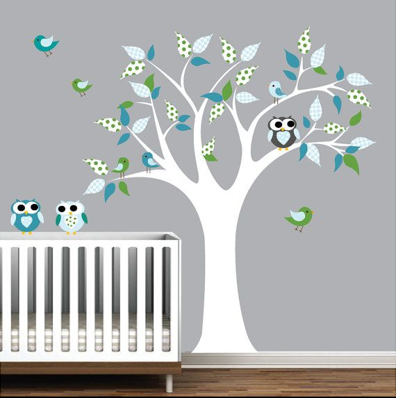 stickers muraux de vinyle paroi bb chambre bb mur tree vinyl tree decal birds kids baby kids tree purchase money