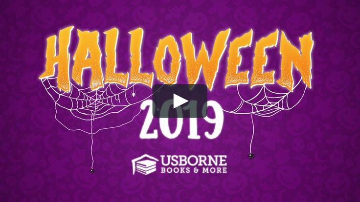 Halloween books from usborne books more halloween