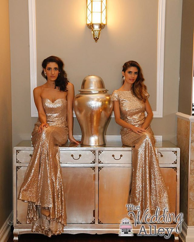 Loving seeing double with these gowns by @whenfreddiemetlilly See more https://issuu.com/theweddingalley/docs/twa_issue_7/1  Magazine: @theweddingalley Gowns: @whenfreddiemetlilly Photo/Video: @masterpiecespv Venue: @mirraevents  Makeup: @jessbrailakmakeupandtanning Hair: @whiskhair Models l-r: @laura_herden  and @boss_models #theweddingalley #weddingmagazine #weddinginspo #weddingstyling #weddinghair #weddingmakeup #weddingdress #weddinggown #weddingsuit #weddingphotography #weddingvideo…