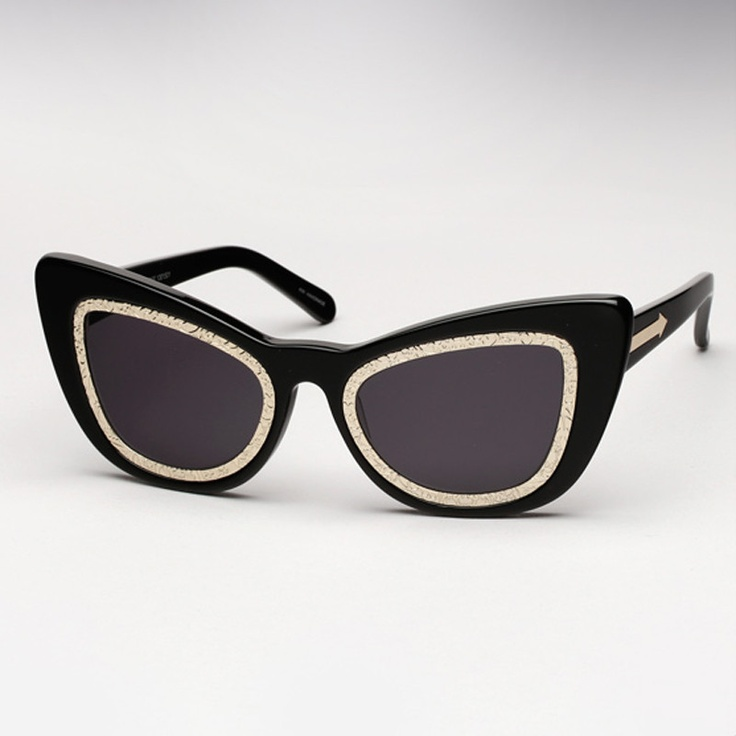 Hot dang (Karen Walker eyewear)