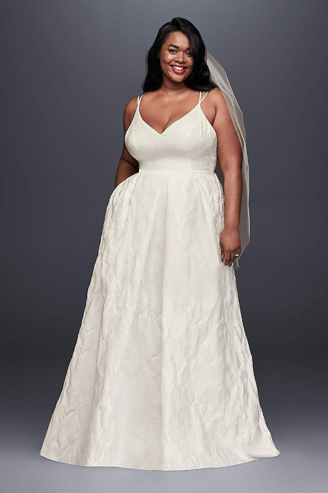 19 Wedding Dresses With Pockets Curvy Bride Pinterest Wedding