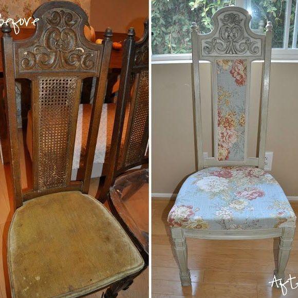 Как декорировать стул своими руками, как обновить старый деревянный стул своими руками — копия
