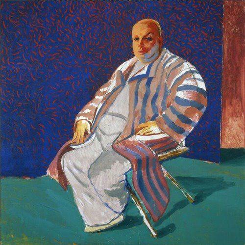 David Hockney, Divine, 1979