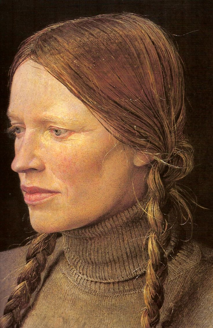 andrew wyeth portraits - Google Search