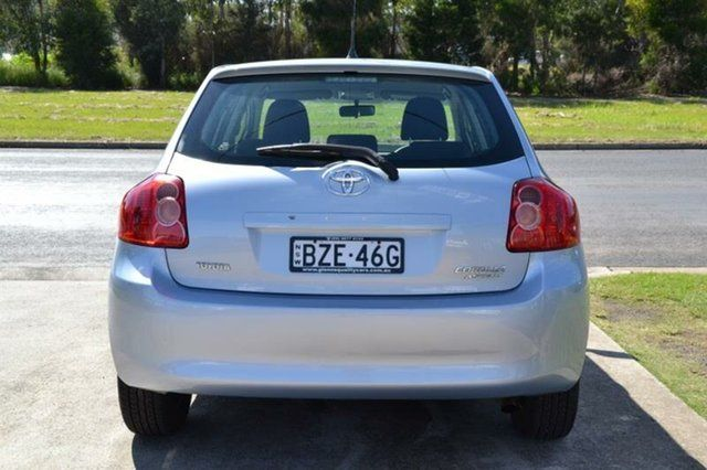 2009 Toyota Corolla Ascent Hatchback 3 Groves Ave, Mulgrave Sydney NSW 2756. (02) 4577-6133 www.glennsquality... sales@gqcnsw.com.au #Carbuyingasitshouldbe