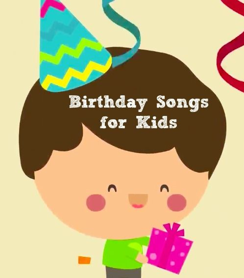 Happy #Birthday Song For Your Little Ones! #BirthdaySongs