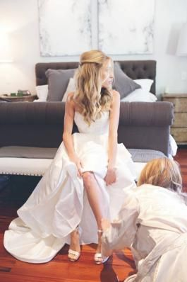 Kristin Cavallari's #wedding shoes - you can wear them too!