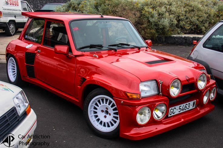 '85 Renault 5 Turbo 2