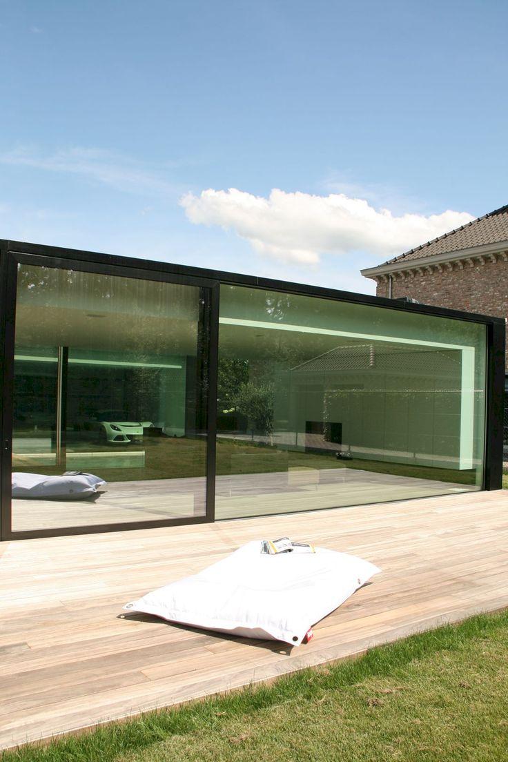 Mejores 607 im genes de modern glass houses en pinterest for Casa moderna in moldova
