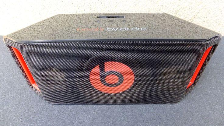 Beats By Dr. Dre Beatbox Portable Wireless Speaker Black