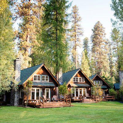 Metolius River Resort, Camp Sherman, OR
