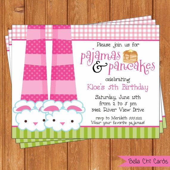 168 best images about Invitations Announcements – Pajama Party Invitations Free