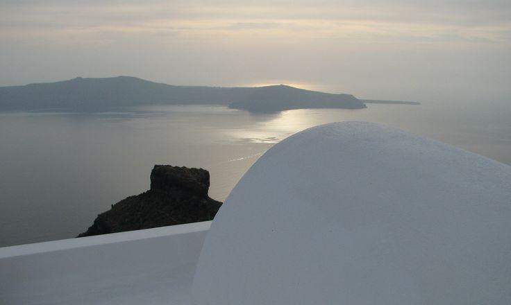 Irida Santorini - building details