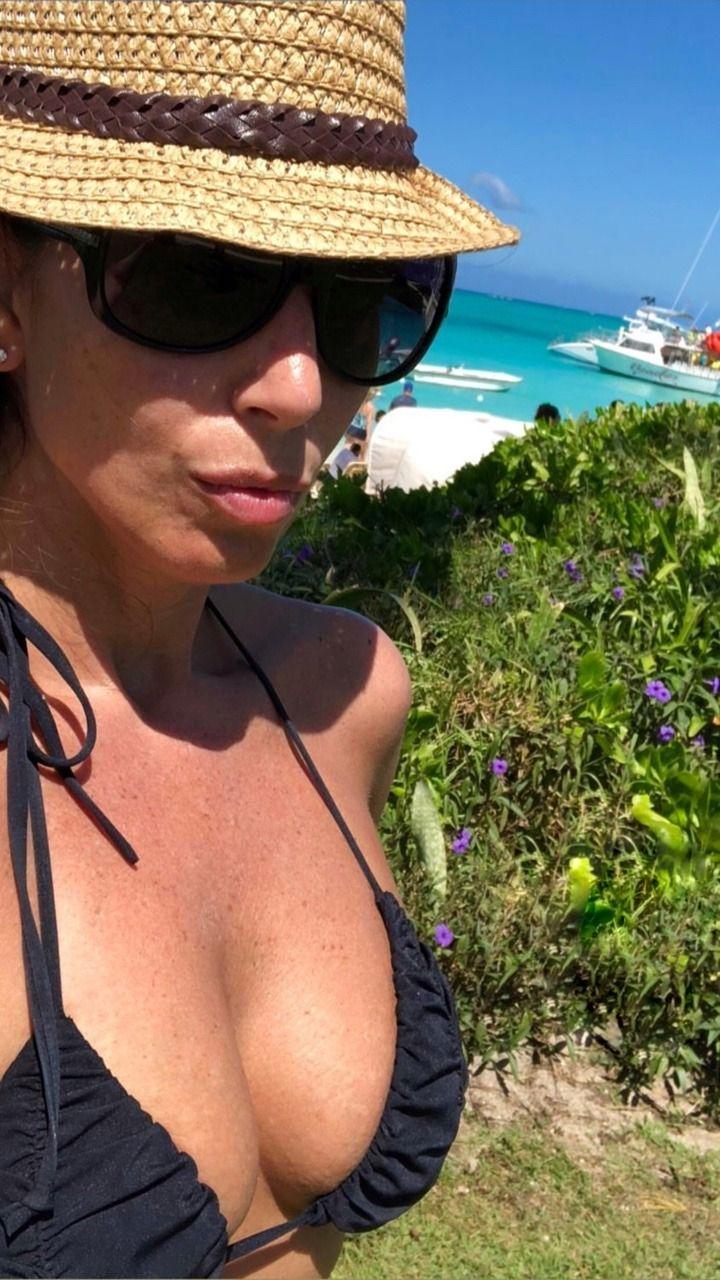 Nicole Petallides Of Fox Business In Bikini Sexy Women Of Tv News