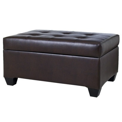 Modular Storage Ottoman Bench-Brown. $159.99 - 36 Best Images About Storage Benches & Ottomans On Pinterest Bed