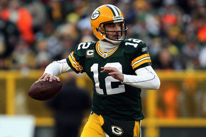 Aaron Rodgers injury: Packers QB out for game vs. Bears after hurting left shoulder - SBNation.com