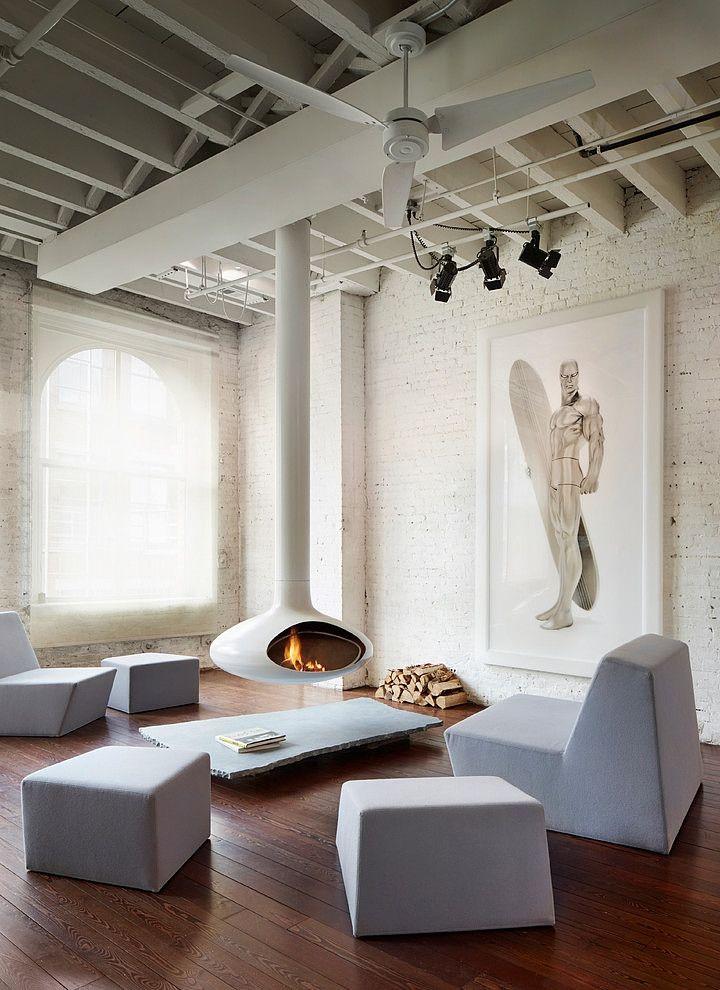 SoHo Penthouse by SA DA Architecture