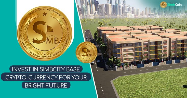 Invest in SimbCity base CryptoCurrency For Your Bright