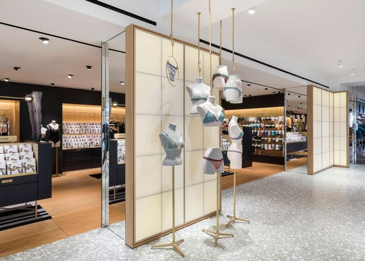Selfridges womenswear department by Neri&Hu, London – UK » Retail Design Blog