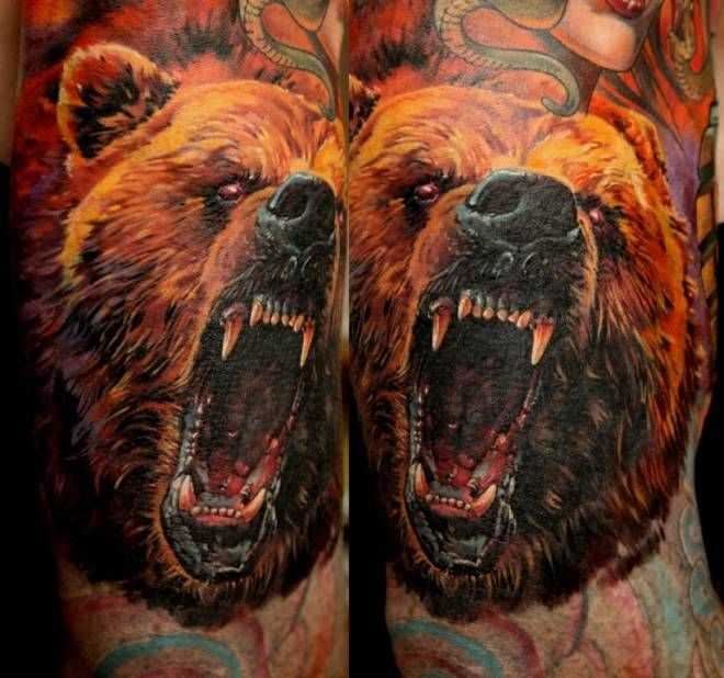 Ukrainian Tattoo Artist Makes The Most Lifelike Tattoos You'll Ever See