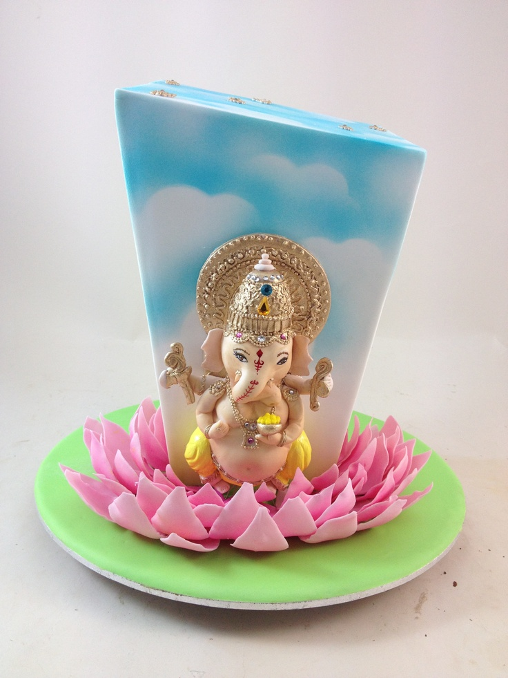 Ganesh Bday Cake Images : 17 Best images about airbrush on Pinterest Little ...