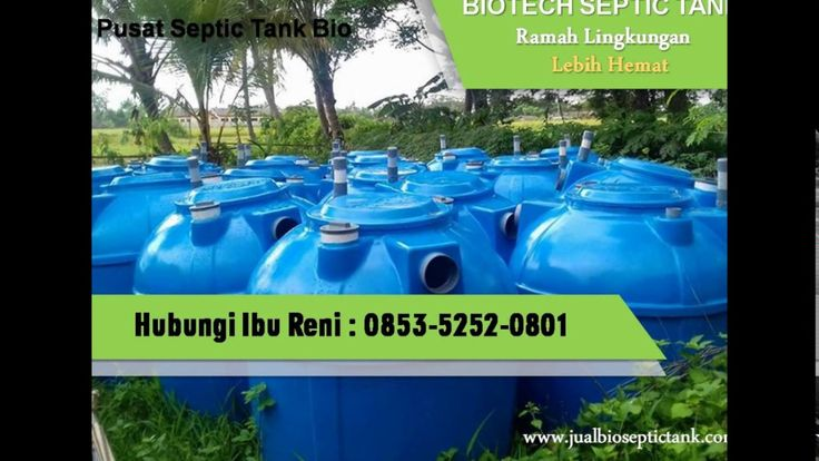 Bio Septic Tank Jakarta | Barga Biotech Septic Tank Murah | 0853-5252-0801