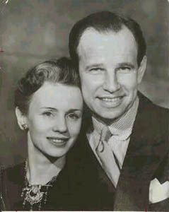 Jessica Tandy and Hume Cronyn - married for 52 years (until her death in 1994)