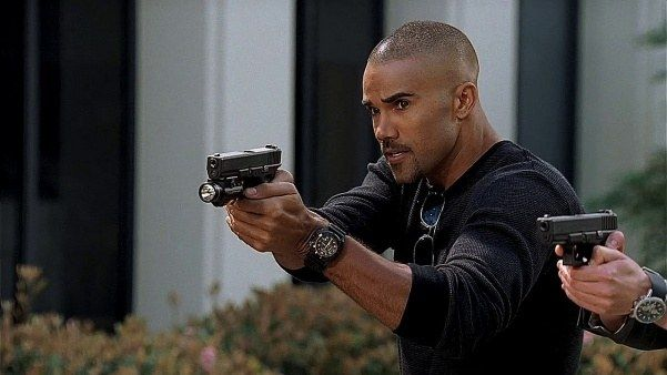 "I got Derek Morgan (""Criminal Minds"")! Who's Your TV Boyfriend? I would have also accepted Spencer Reid ^^"