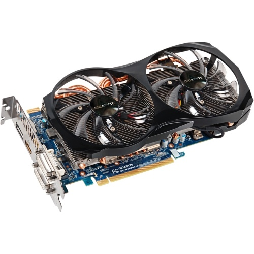 Placa video Gigabyte GeForce GTX 660 2048MB DDR5 OC... http://www.mediadot.ro/wishlist/25084/
