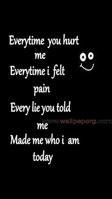 Hurt Love Quotes and Sayings | Download Hurt me with the truth - Love and hurt quotes for your mobile ...