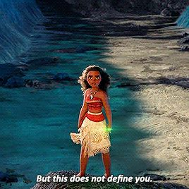 Moana Every time this moment makes me bawl like a little baby so thanks for that lol