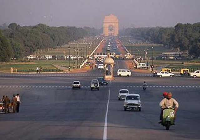 Pleasant Friday morning in Delhi - read complete story click here.... http://www.thehansindia.com/posts/index/2015-03-06/Pleasant-Friday-morning-in-Delhi-135771