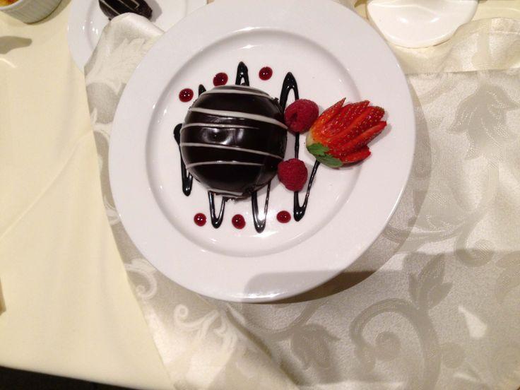 Copetown Woods Wedding Tasting - very chocolatey