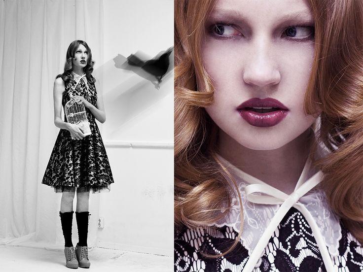 © www.stephanieverhart.com Styling: Marjolein van Soelen make-up/hair/photography: Stephanie verhart