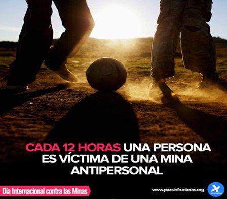 Día Internacional Contra las Minas