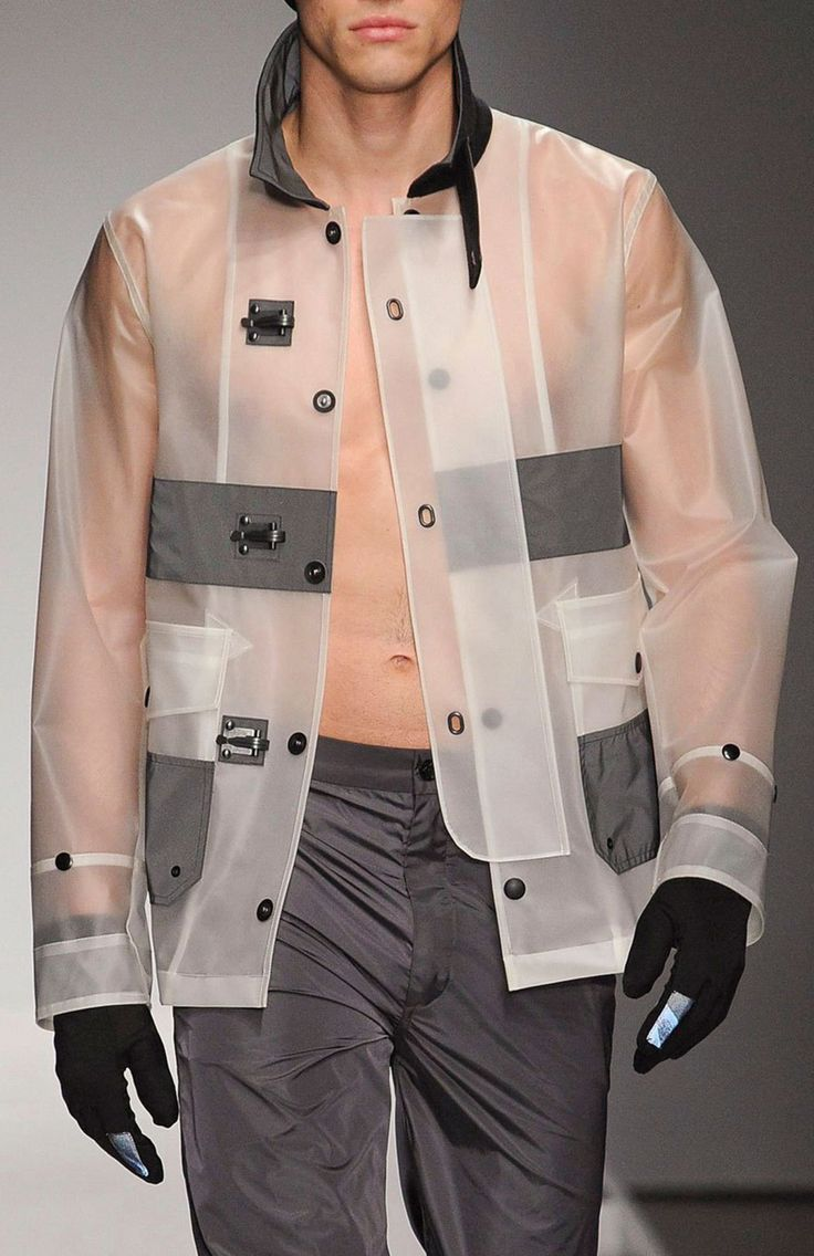 Nautica Black Sail F/W 2016 Menswear New York Fashion Week