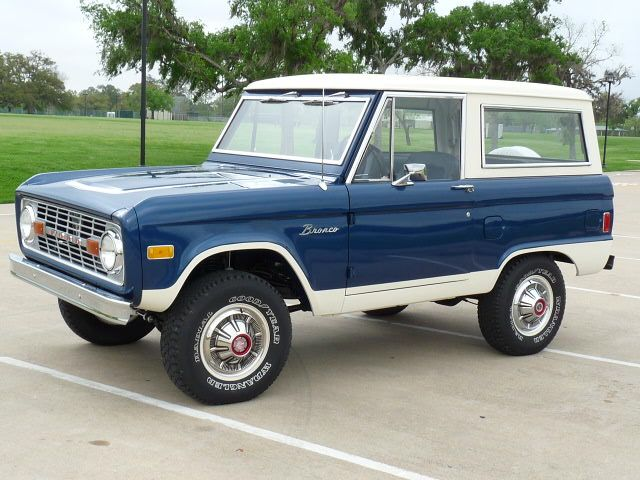1996 ford bronco for sale blue barrett jackson lot 624 1977 ford bronco suv bronco 39 s. Black Bedroom Furniture Sets. Home Design Ideas