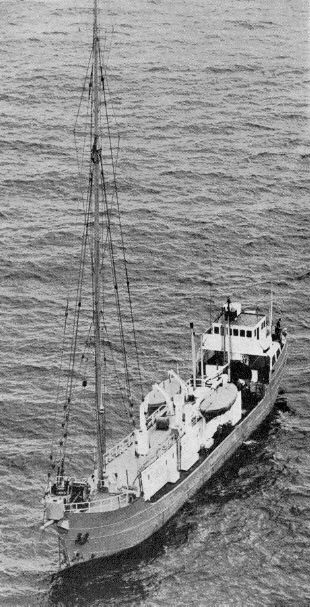 Pirate Radio Nord operated fom the MV Bon Jour, briefly on 495 metres medium wave from 8 March 1961 to 30 June 1962 off the coast of Stockholm, Sweden.      The Radio Nord CD plays for approx. 8 hours - Click here for details: http://www.nostalgiastore.co.uk/?foreign-pirate-stations,157