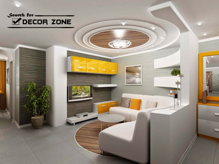 25 Modern Pop False Ceiling Designs For Living Room Impressive Living Room Ceiling Design