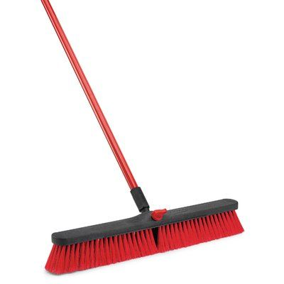 Libman Multi Surface Push Broom