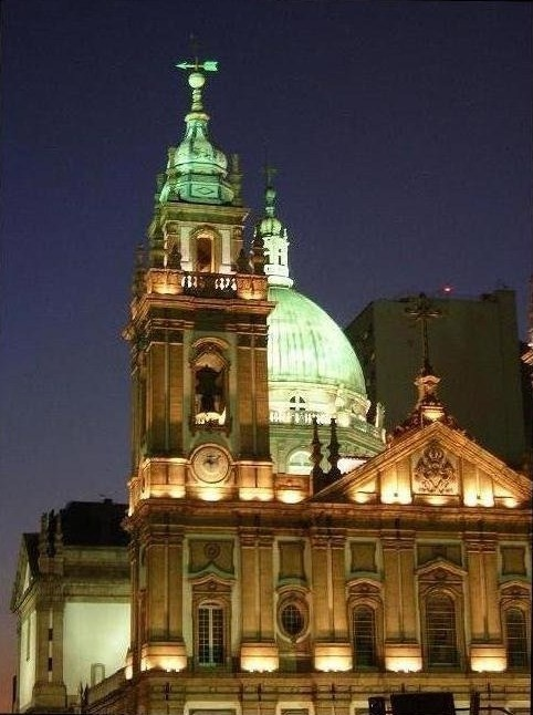 Igreja da Candelária , Rio de Janeiro. #Rio #Brasil #Travel