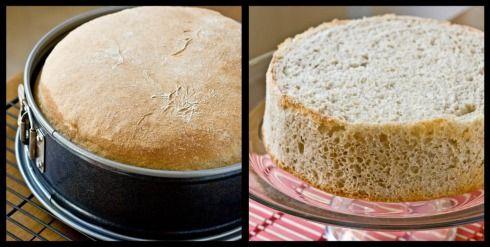 Bread Recipe for Sandwich Cake (pinterest.com/pin/284712007663201195)
