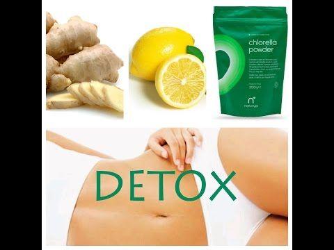 Top 5 Detox Lebensmittel für ein gesundes Entgiften des Körpers - YouTube