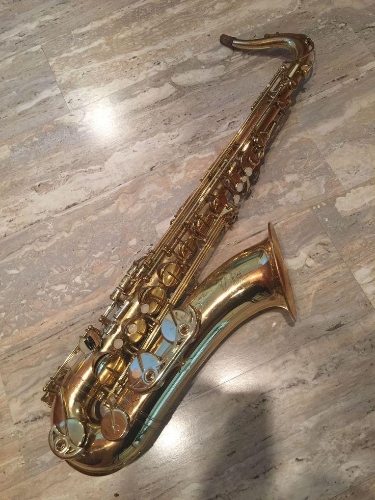 Yamaha YTS 52 Intermediate Profesional  Tenor Saxophone