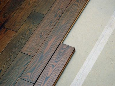 """TLC Home """"How to Install Laminate Flooring"""" ... will be needing this in the future"""