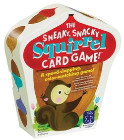 The Sneaky, Snacky, Squirrel Card Game   well.ca