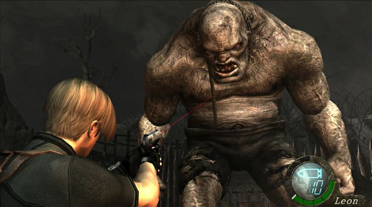 New Screenshots for the Ultimate HD Edition of Resident Evil 4 | Entertainment Buddha