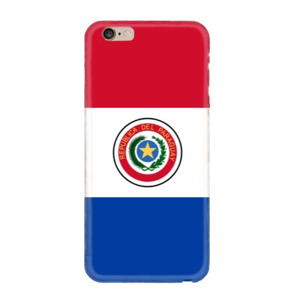 Look! My DIY : Flag of Paraguay iPhone case , free shipping 2016 | diythinker.com