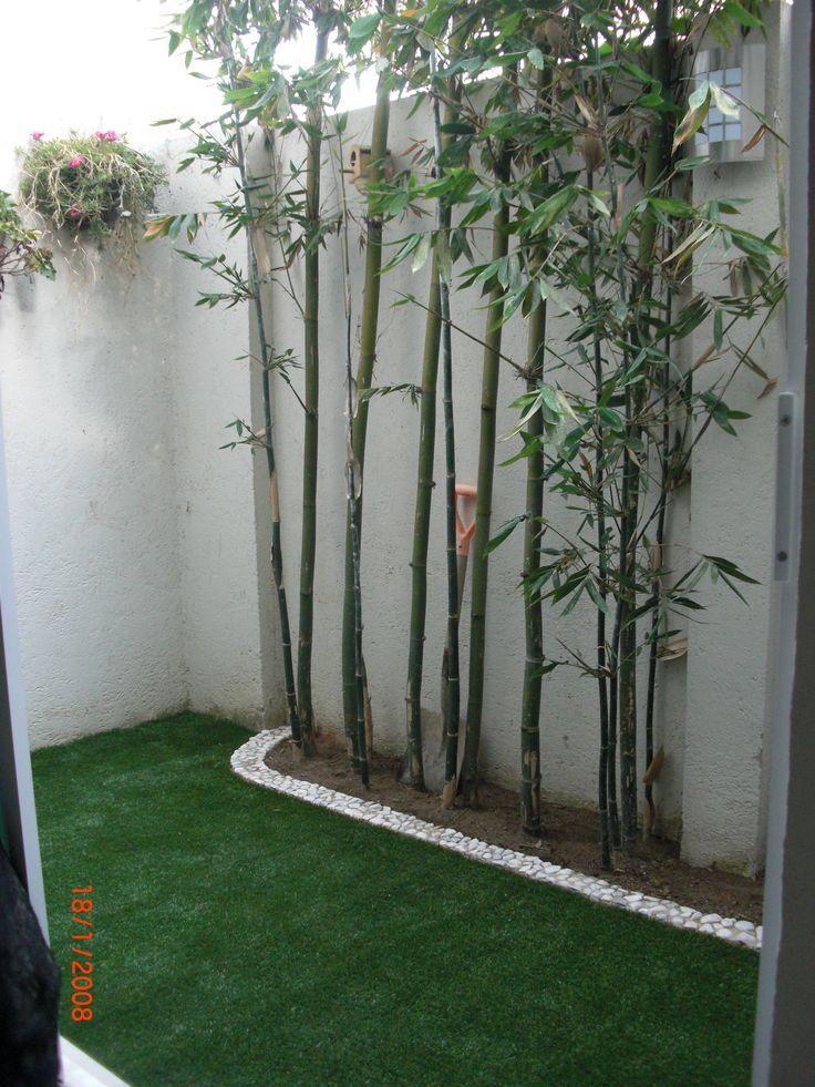 Pasto sintetico cesped sint tico pasto sintetico for Jardines minimalistas con bambu